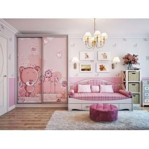 Детская комната на заказ по индивидуальным размерам